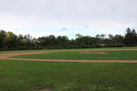 Horn Park Baseball Field
