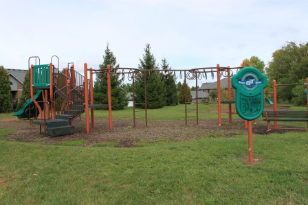 Manchester Hill Park Playground