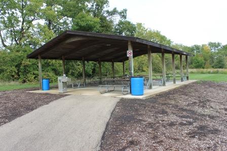 Manchester Hill Park Shelter