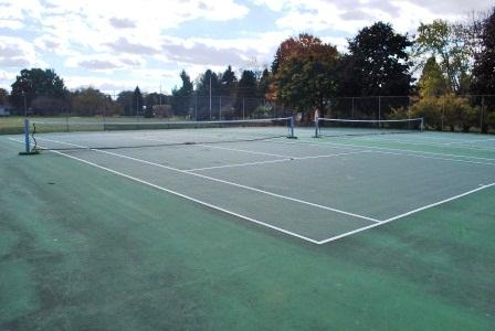 Schmidt Park Tennis Courts