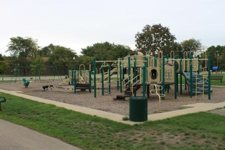 Veterans Memorial Park Playground